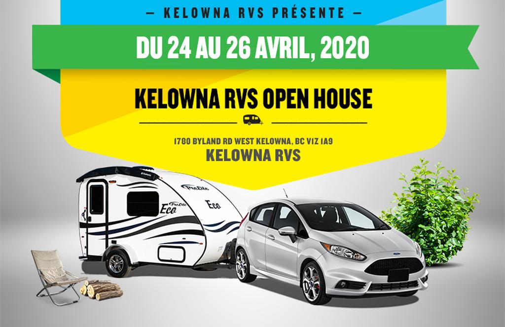 EXPOSITION ROULOTTES PROLITE-COLOMBIE-BRITANNIQUE-Kelowna RV - (24 au 26 avril 2020)
