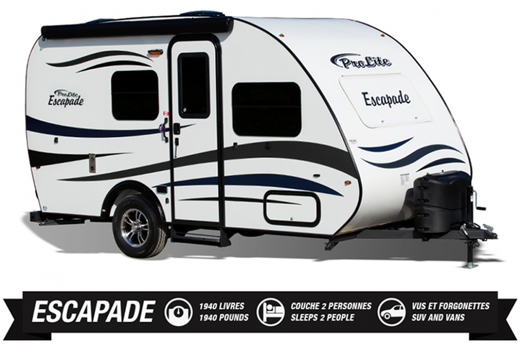 New Ultra Light Trailers Manufactured In Canada Roulottes Prolite